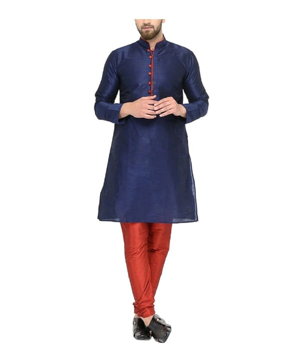 06-s-252899-m - Men's Ethnic Fancy Kurta Pyjama Sets Vol 3