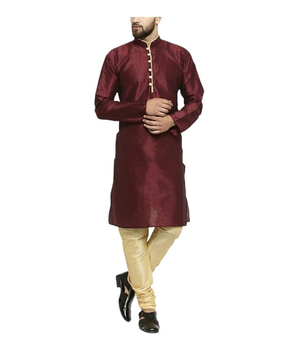 03-s-052899-m - Men's Ethnic Fancy Kurta Pyjama Sets Vol 3