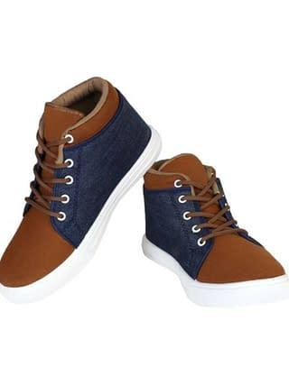 Trendy Men's Ethnic Canvas Casual Shoes Vol 3