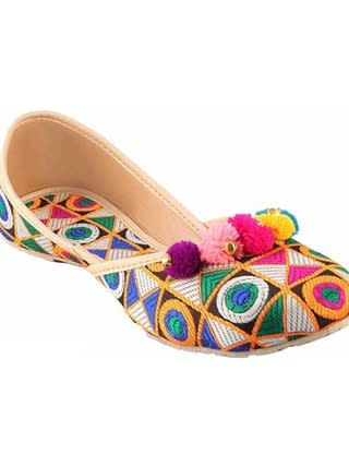 New Designer Ethnic Women's Juti
