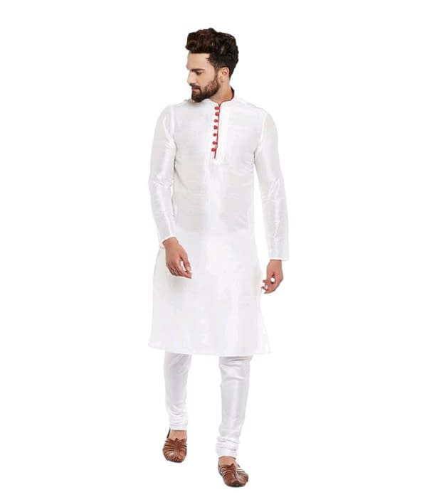 01-s-752899-m - Men's Ethnic Fancy Kurta Pyjama Sets Vol 3