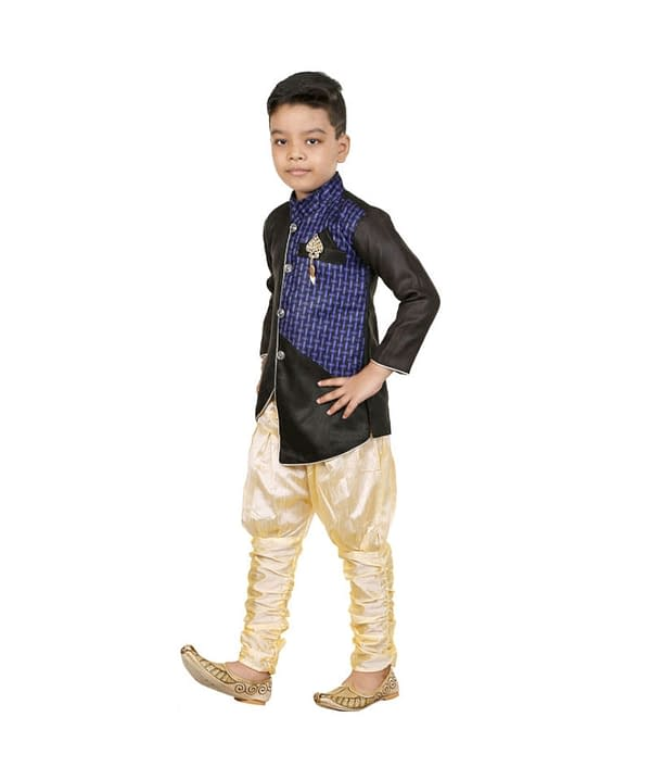 02-s-6411999-m- Awsome Stylish Kids Boys Sherwanis 02