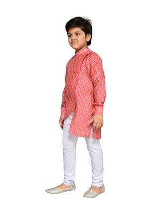 Modern Stylish Kids Boys Sherwanis