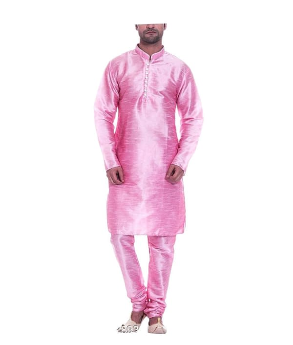 07-s-352899-m - Men's Ethnic Fancy Kurta Pyjama Sets Vol 3