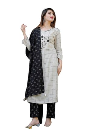 Abhisarika Graceful Women Kurta Sets