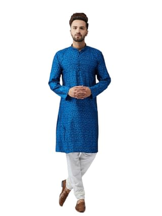 Men's Ethnic Cotton Kurta Vol 5