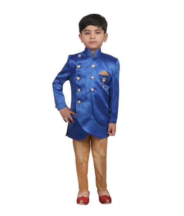 06-s-4401577-m- Cute Elegant Kids Boys Sherwanis