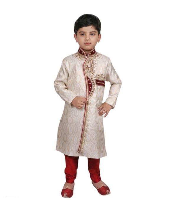 05-s-7401577-m- Cute Elegant Kids Boys Sherwanis