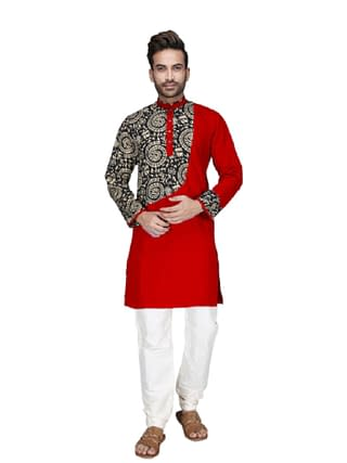Elegant Trendy Men's Kurtas Vol 12