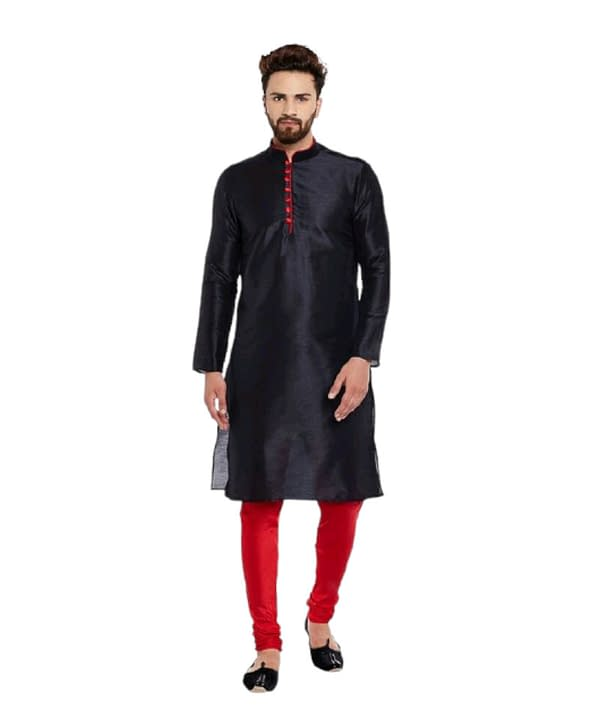 05-s-852889-m - Men's Ethnic Fancy Kurta Pyjama Sets Vol 3