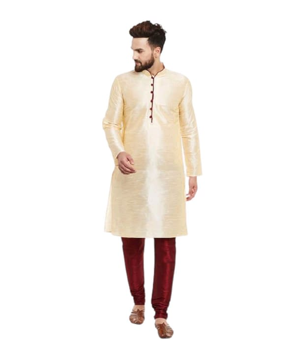 04-s-752889-m - Men's Ethnic Fancy Kurta Pyjama Sets Vol 3