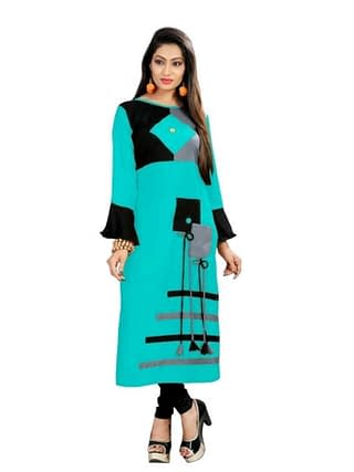 Alaska Trendy Fashionable Kurtis Vol 6
