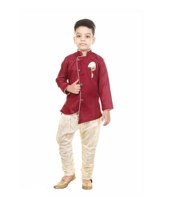 01-s-2412009-m- Awsome Stylish Kids Boys Sherwanis 01