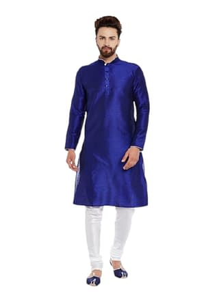 Men's Ethnic Fancy Kurta Pyjama Sets Vol 2