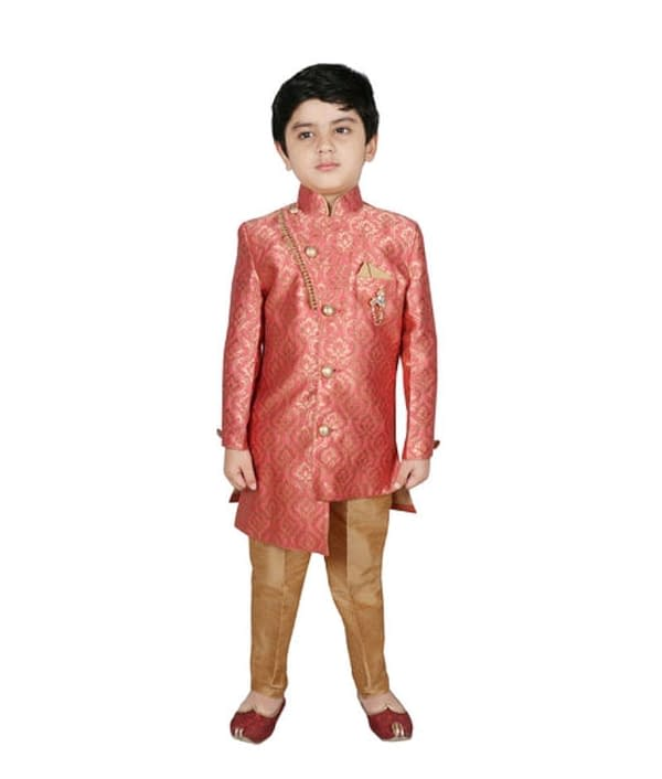 02-s-5401577-m- Cute Elegant Kids Boys Sherwanis