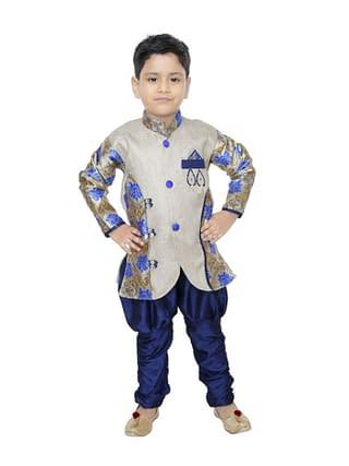 Agile Elegant Kids Boys Sherwanis