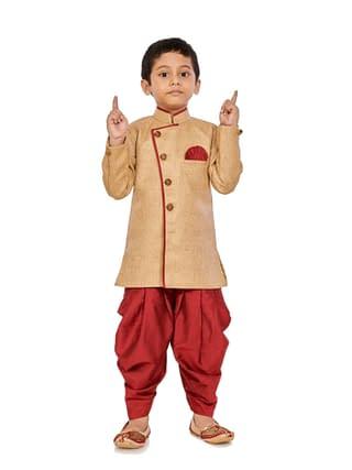 Tinkle Fancy Kids Boys Sherwanis