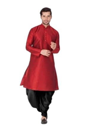 Men's Ethnic Fancy Kurta Pyjama Sets Vol 3