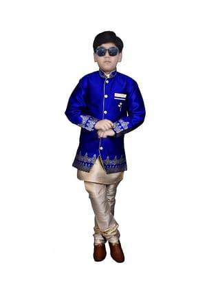 Pretty Stylus Kids Boys Sherwanis
